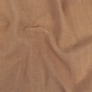 British Imported Nude Polyester, Viscose and Linen Woven