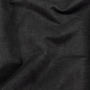British Imported Charcoal Polyester Microvelvet