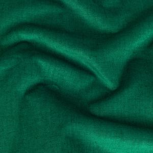 British Imported Emerald Polyester Microvelvet