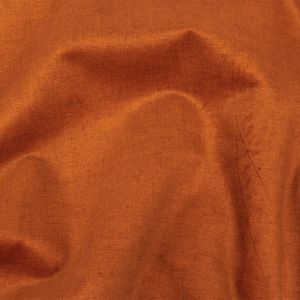 British Imported Rust Polyester Microvelvet