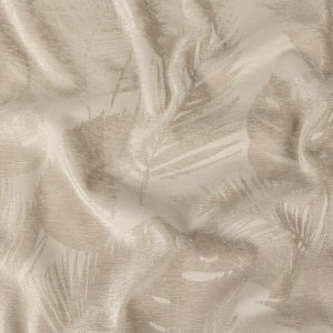 British Imported Leafy Linen Polyester Chenille