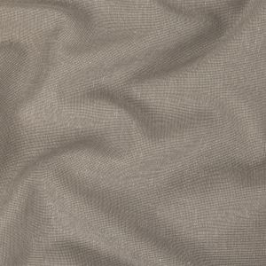 British Imported Metallic Silver Double-Wide Drapery Sheers