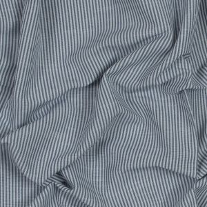 British Navy Candy Striped Cotton Woven
