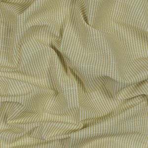 British Sorbet Candy Striped Cotton Woven