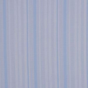 Baby Blue/White Striped Suiting