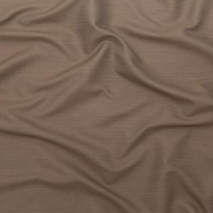 Greige and Almond Milk Double Faced Cotton Twill