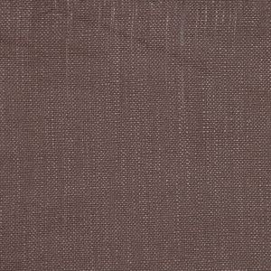 Toffee Solid Woven Linen