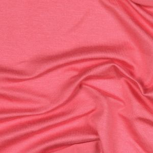 Bright Salmon Solid Jersey