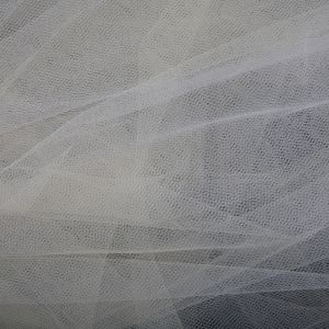 New Gold Wide Nylon Tulle