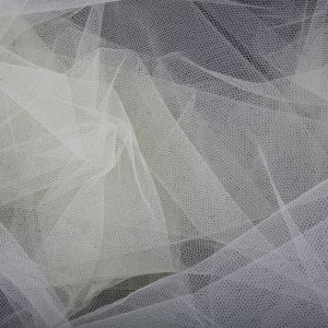 Maize Wide Nylon Tulle