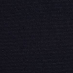 French Black Puckered Poly Satin