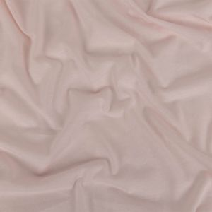 Heavenly Pink Lightweight Cotton and Rayon Jersey