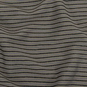 Gray, Daisy Daze and Royal Purple Striped Blended Rayon Woven
