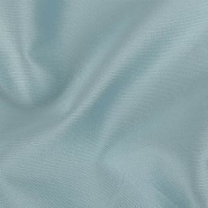 Powder Blue Silk and Wool Woven