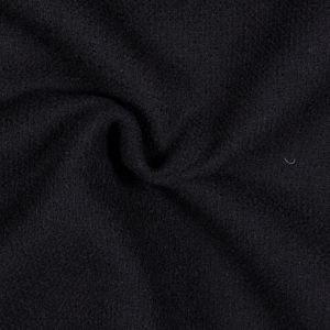 Black Solid Boucle