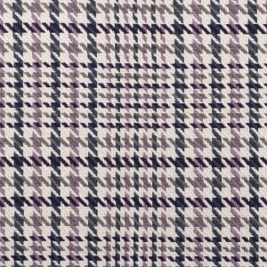 Midnight Orchid Plaid Woven