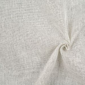 Natural/Silver Solid Linen