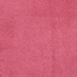 Dusty Rose Solid Faux Suede