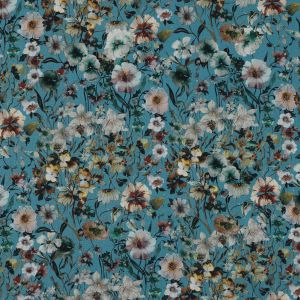 Mood Exclusive Passing of Adonis Blue Cotton Voile