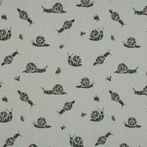 Mood Exclusive The Snail's Bounty Cotton Voile