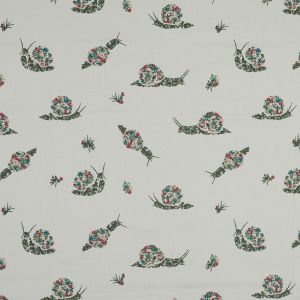 Mood Exclusive The Snail's Bounty Stretch Cotton Sateen