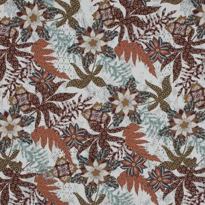Mood Exclusive Vitality of Admiration Stretch Cotton Sateen
