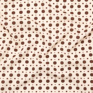 Mood Exclusive Gemstone Carnations Stretch Polyester Crepe