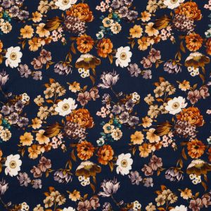 Mood Exclusive Floral Dreams Stretch Cotton Sateen
