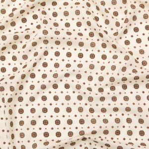 Mood Exclusive Gemstone Carnations Cotton Voile