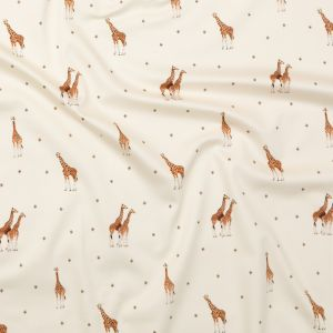 Mood Exclusive Span of Life Stretch Cotton Sateen