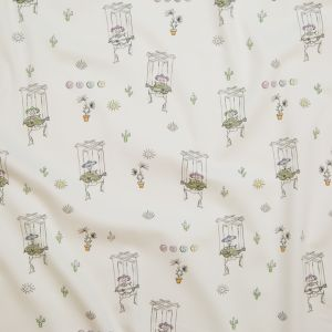 Mood Exclusive Sugar Swizzle My Friend's Story Stretch Cotton Sateen