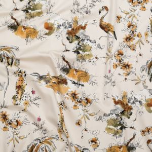 Mood Exclusive The Collected Supernatural Stretch Cotton Sateen