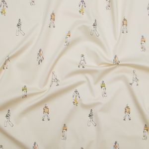 Mood Exclusive Waking and Sleeping Stretch Cotton Sateen