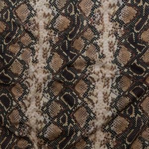Mood Exclusive Slithering Sophistication Stretch Cotton Sateen