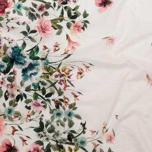 Mood Exclusive Frolicking Florescence Cotton Voile