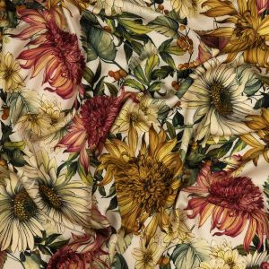 Mood Exclusive Sogni d'Oro Rayon Batiste