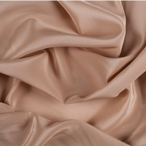 Toasted Silk Crepe de Chine