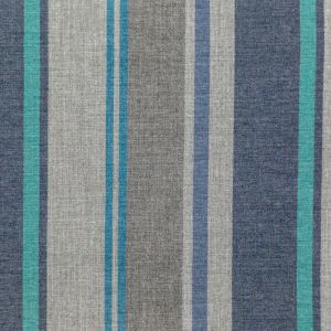 Sunbrella Trusted Coast Barcode Striped Indoor and Outdoor Fabric
