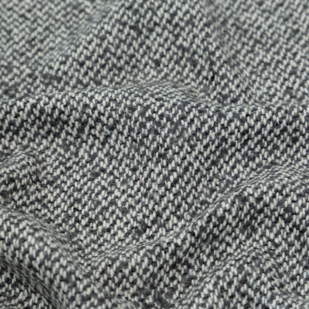 Gray wool material Wool skirt fabric Woolen fabric Vintage soviet cloth Fabric for trousers Suiting fabric Soviet fabric Fabric for skirt