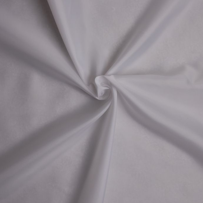 White Polyester Lining
