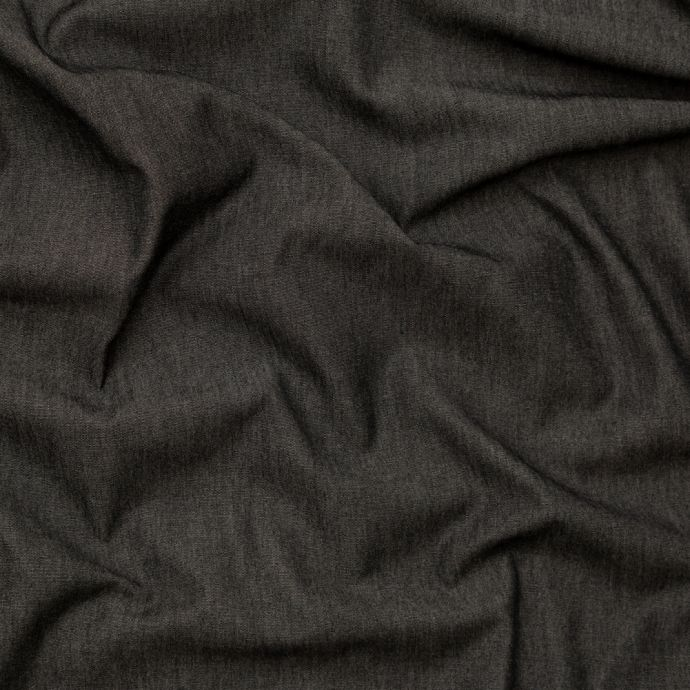 Heathered Black Water Repellent Canvas