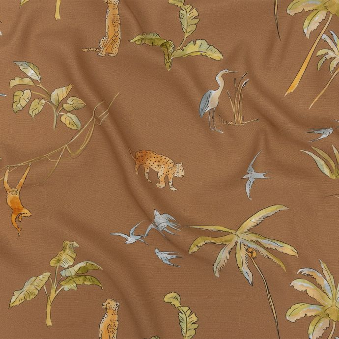 Mood Exclusive Beige Savanna Spectacle Sustainable Viscose Woven