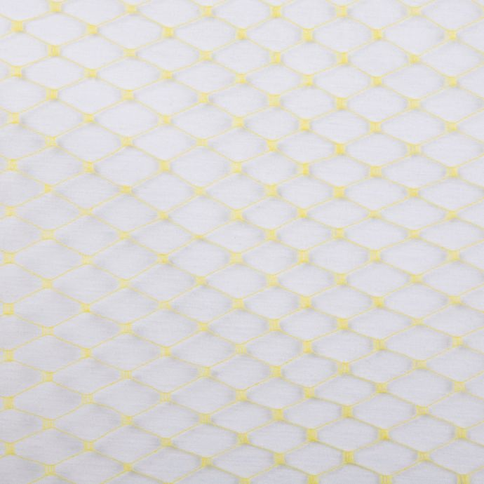 9 Yellow Russian Veil Lace