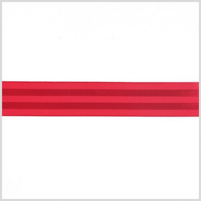 7/8 Red Double Face Satin Ribbon