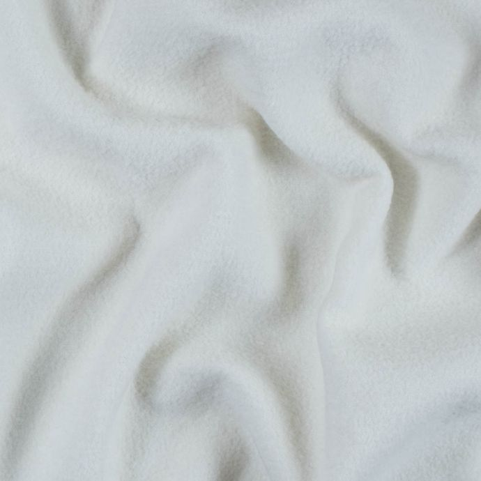 Famous NYC Designer Vanilla Ice Boiled Cashmere Double Cloth