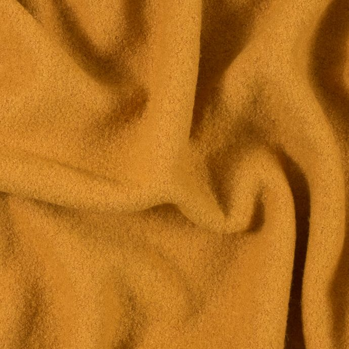 Sunflower Solid Boiled Wool