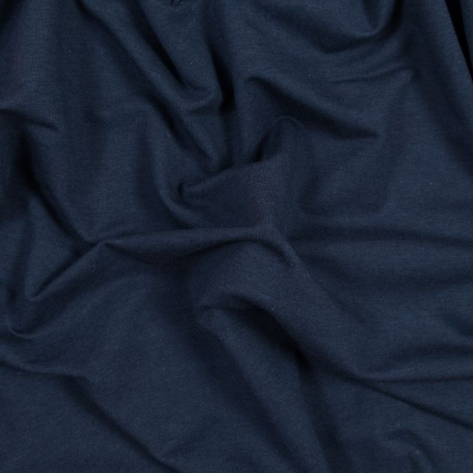Marine Bamboo Stretch French Terry