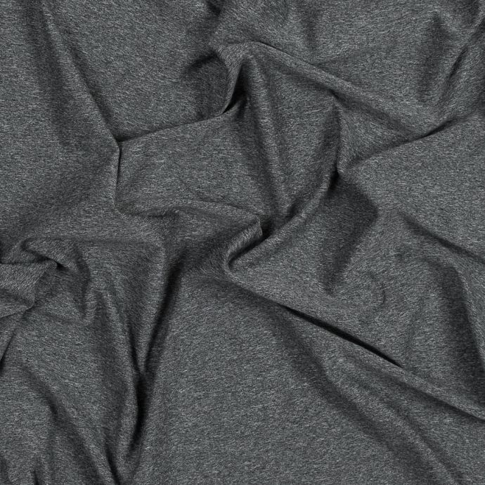 Heather Charcoal Wicking and Anti-Microbial Performance Jersey