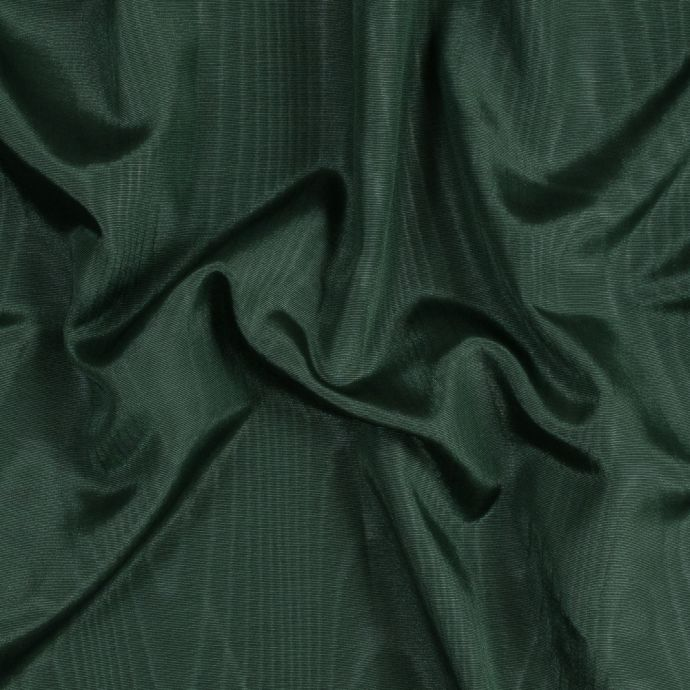 Spruce Green Polyester Moire Bengaline