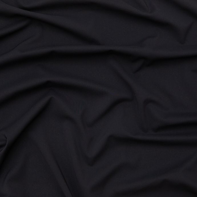 Theory Black Stretch Polyester Crepe